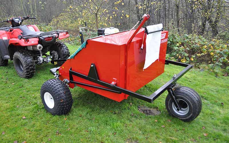 UTV ATV Seed Harvester MSH320 04