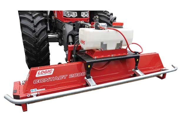 Compact Tractor Mounted Weed Wiper - CTM250