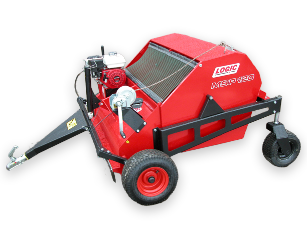 4X4 UTV ATV Alpaca Muck Collector MSP120