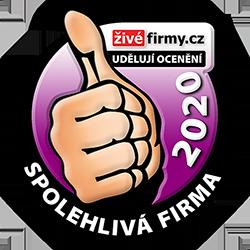 ocenění živéfirmy.cz