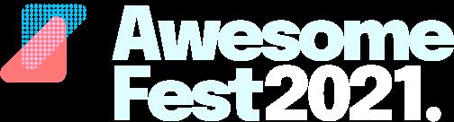 Logo del Awesome Fest