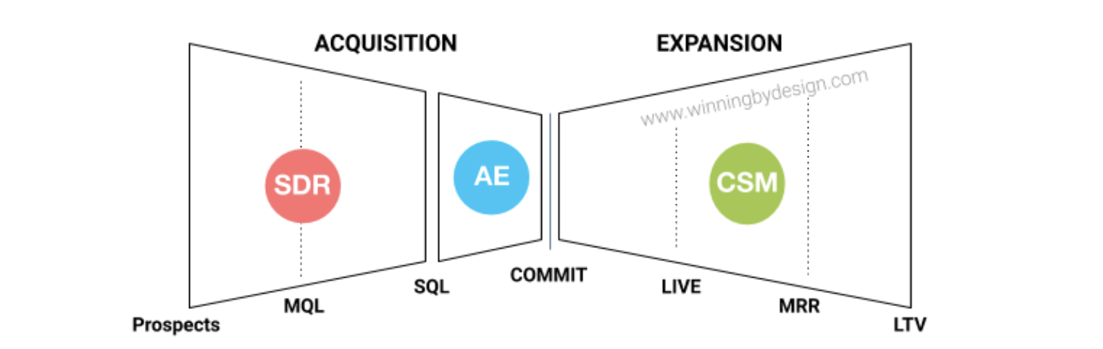 SaaS Role Definitions - Winning by Design