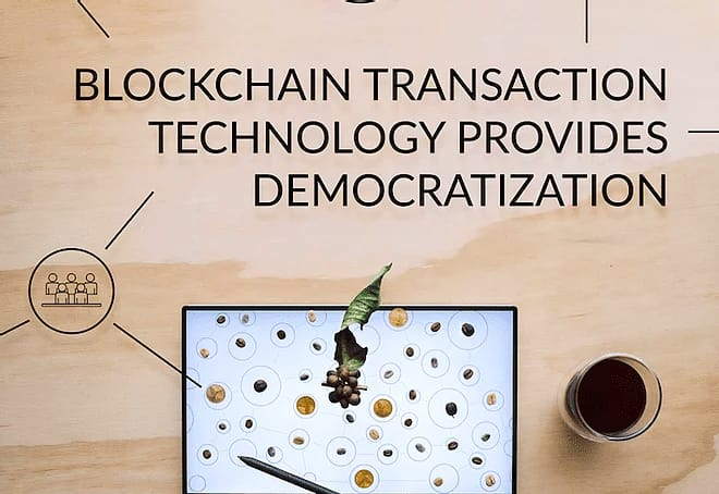 Blockchain & Coffee: No, You Don't Need Bitcoin