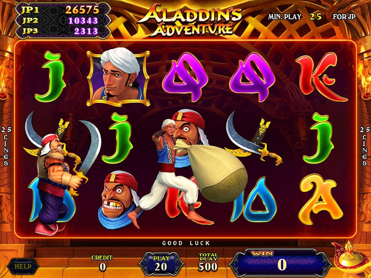 Aladdin's Adventure