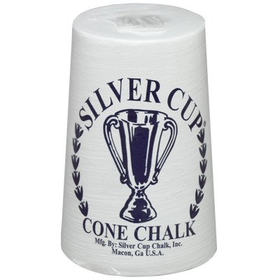 Silver Cup Cue Chalk