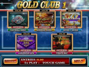 Gold Club 1