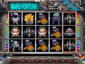 Mars Fortune Game