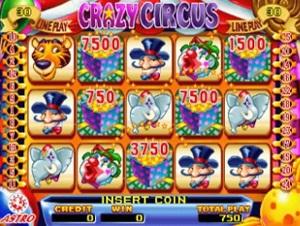 Crazy Circus Game