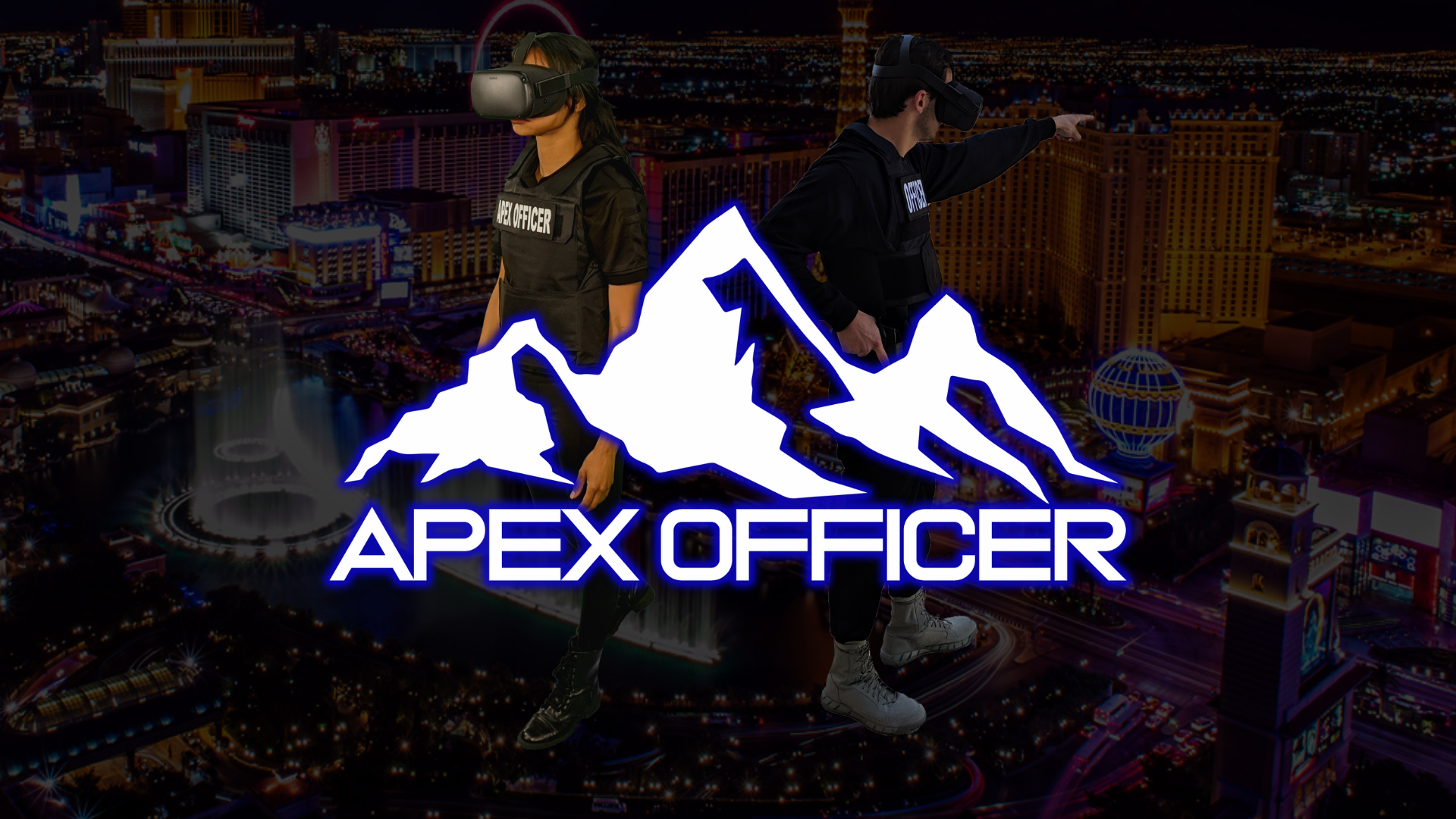 Apex Officer is the leading provider of virtual reality training simulators for police departments and law enforcement agencies.