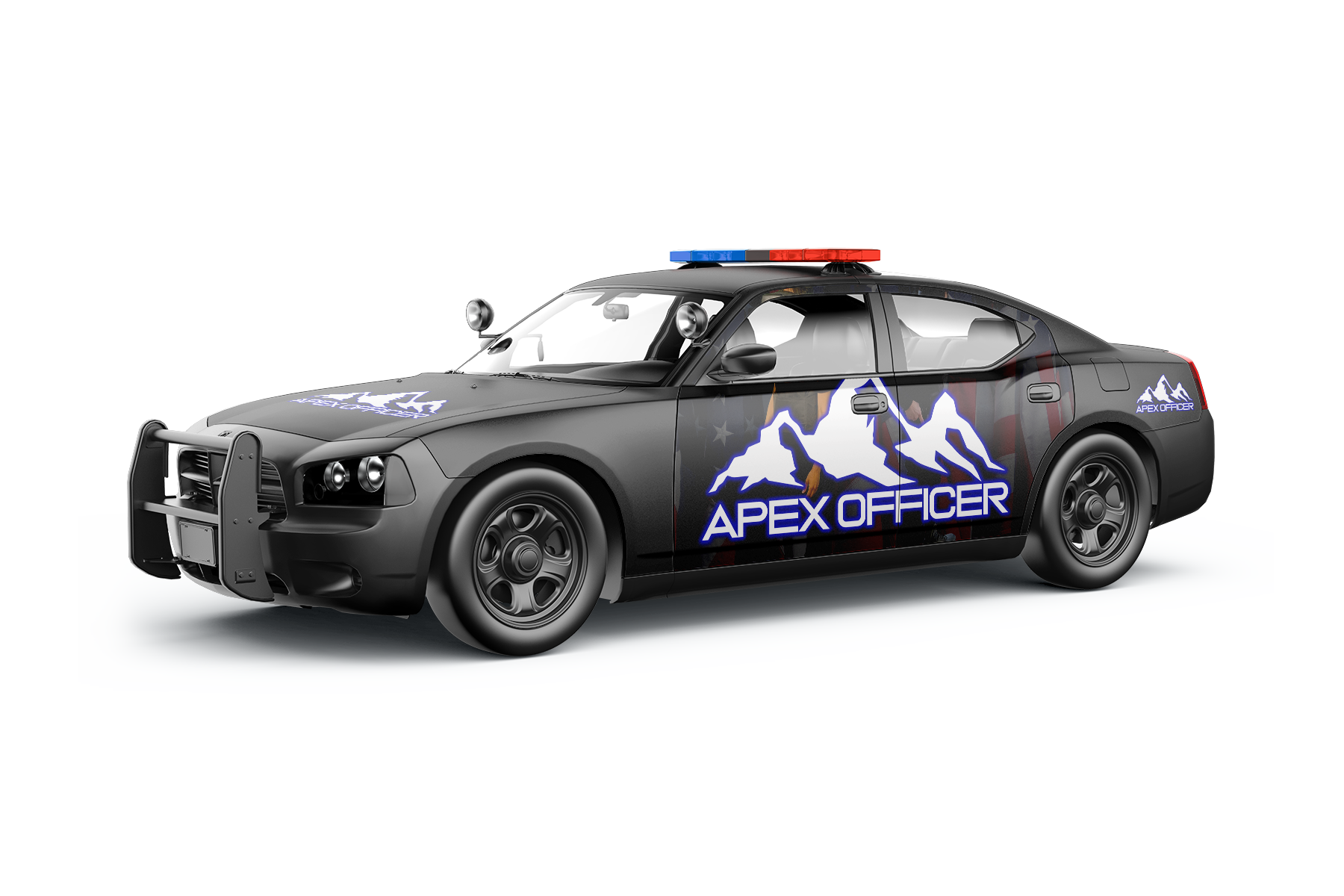 Apex Officer Police Driving Simulator