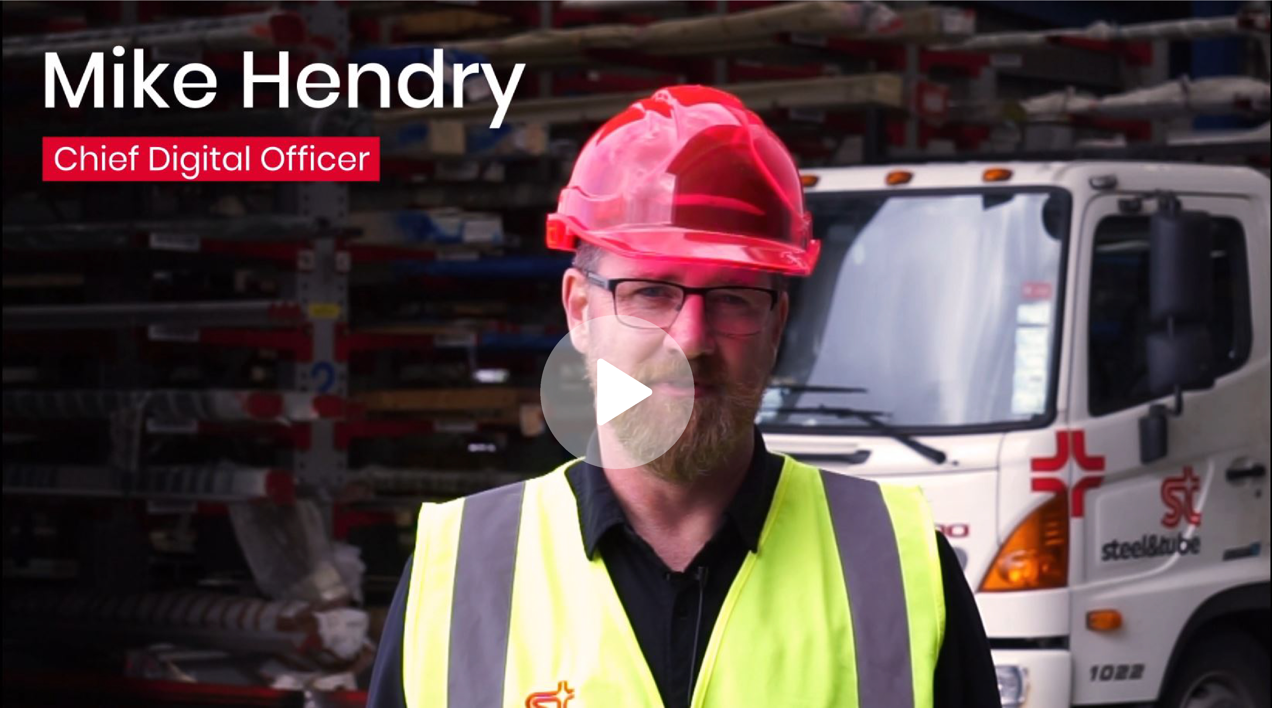Mike Hendry Steel & Tube Success Story