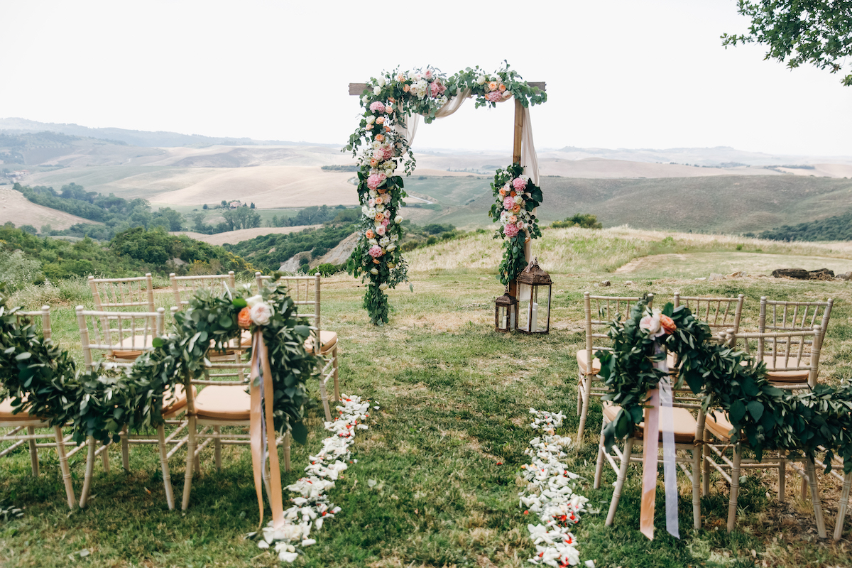 Changes to English & Welsh wedding laws fast-tracked by COVID