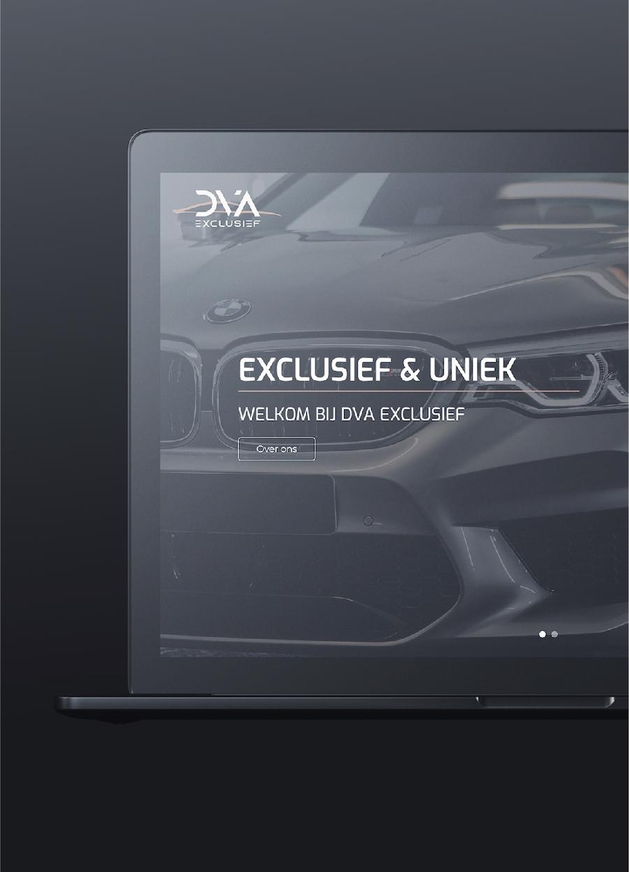 Image of mockup DVA Exclusief