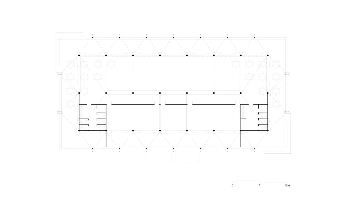 Floor Plan - Restaurant