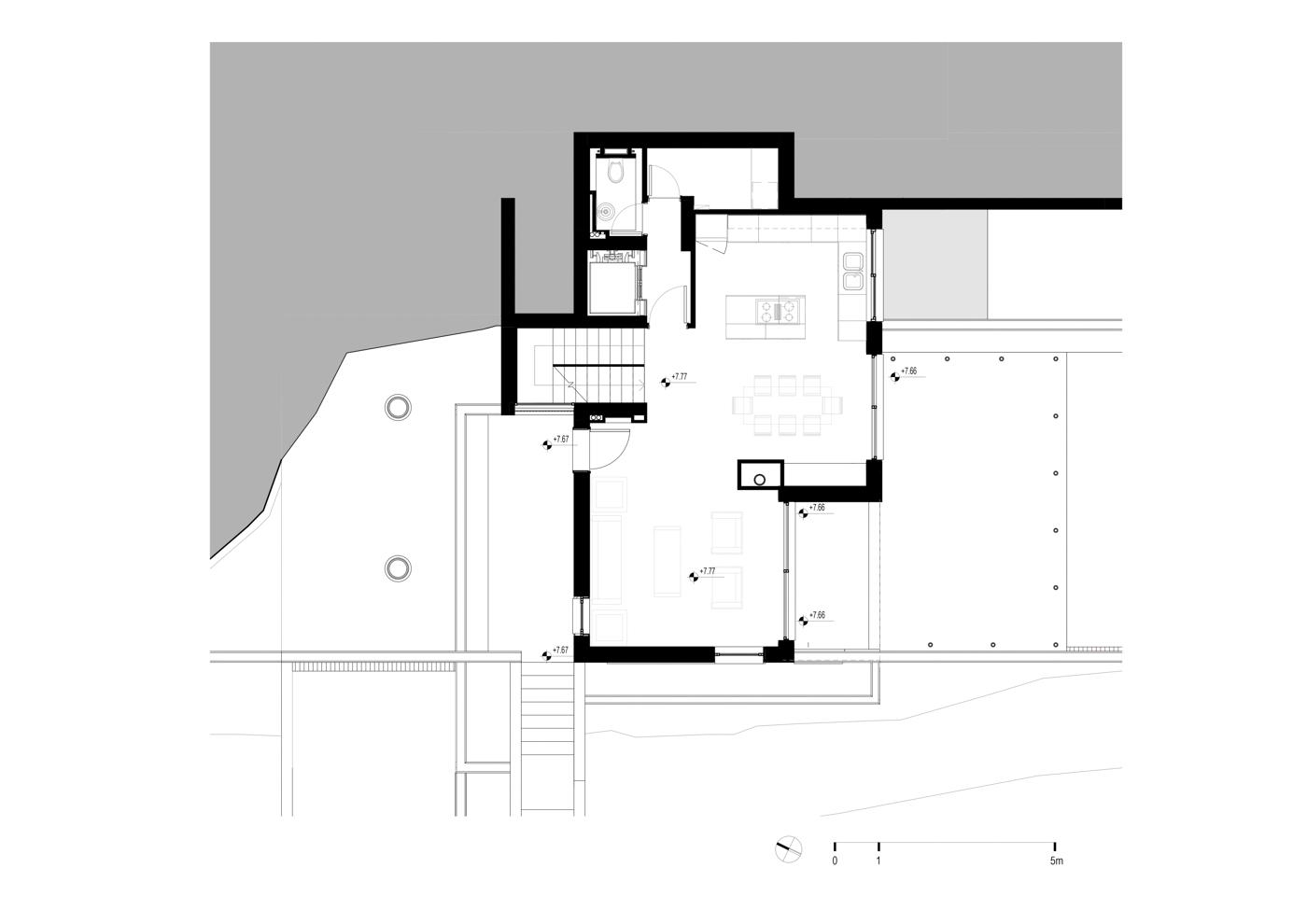 Residence No1 - Level 1