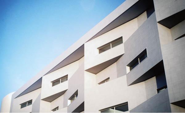 Serviced Apartments Prototype - BIM Architecture Greece