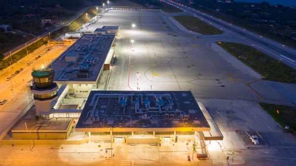 Refurbishment and Expansion of Skiathos International Airport