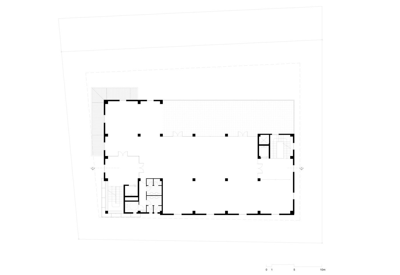 Floor Plan - Level 01