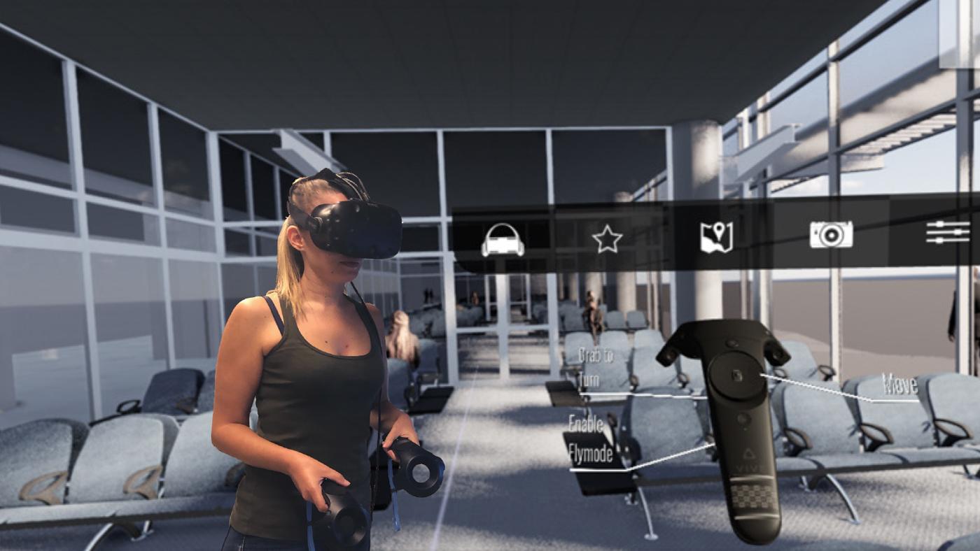 Virtual Reality - Visualizations