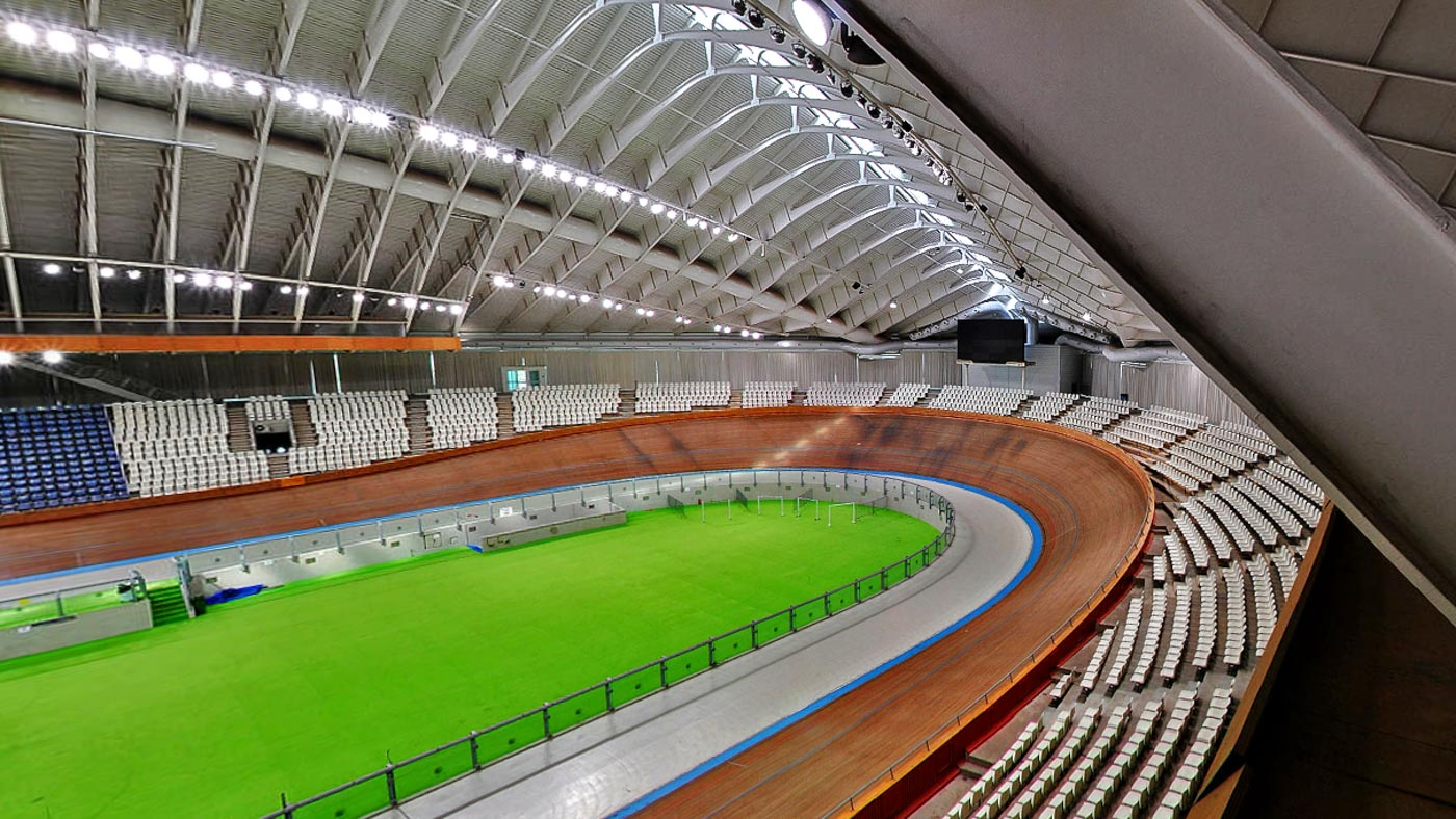Refurbishment and Expansion of the Olympic Velodrome