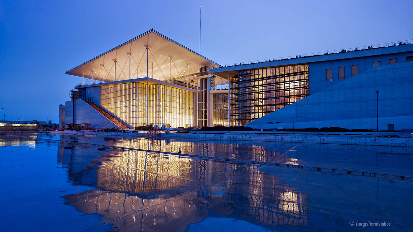 Architectural & BIM Implementation Services for the Design & Construction of the SNFCC Project