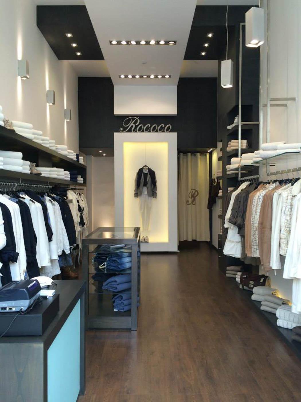 Rococo Fashion Shop