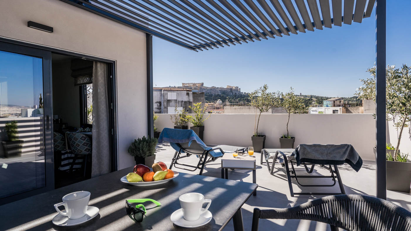 Serviced Apartments in the Historic Center of Athens