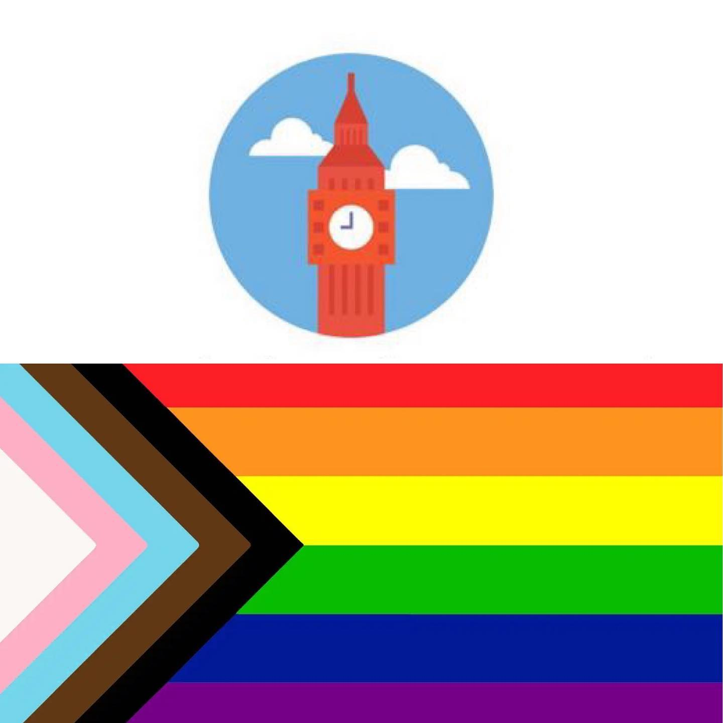 Everyone's welcome to stayinlondon.co.uk! Celebrating pride month! #pride