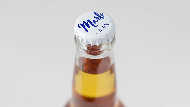 Marlo logotype capsule