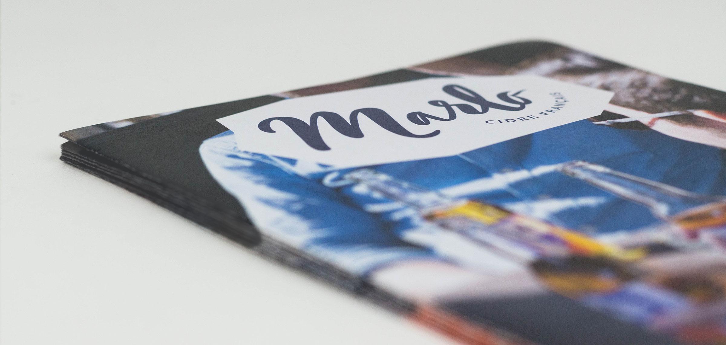 Marlo brochure couverture