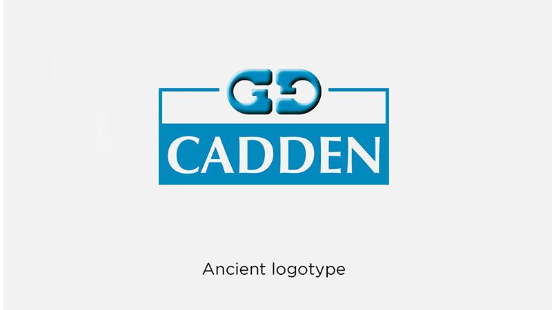 Cadden ancien logotype