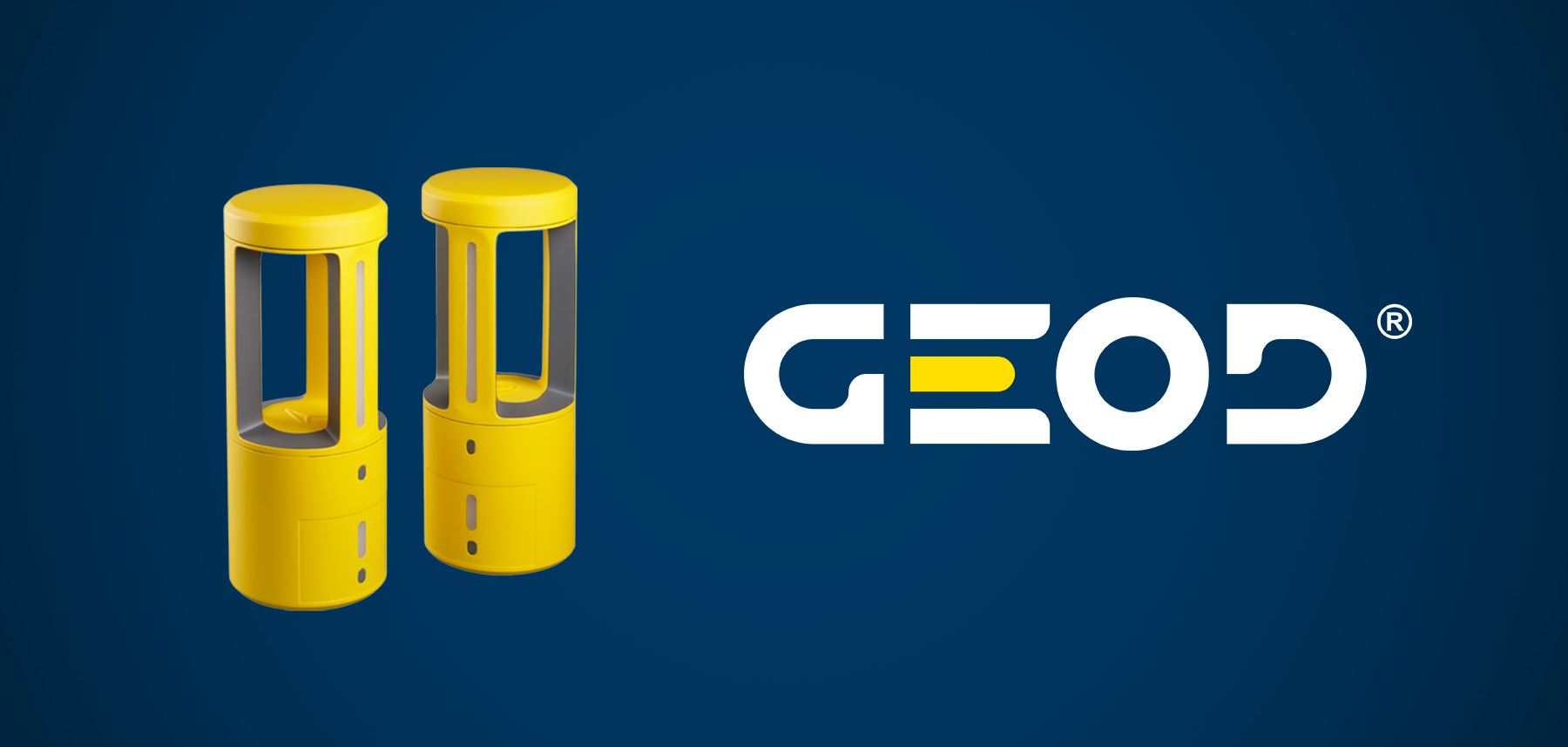 Geod produit Bali logotype design