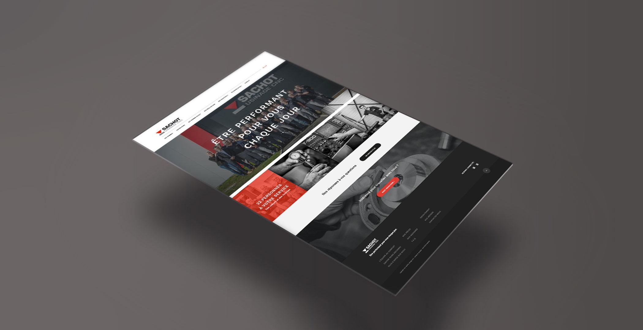 Sachot design interface