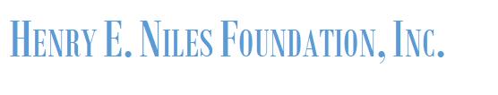 Henry E. Niles Foundation, Inc
