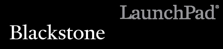 Blackstone Launchpad & Techstars Logo