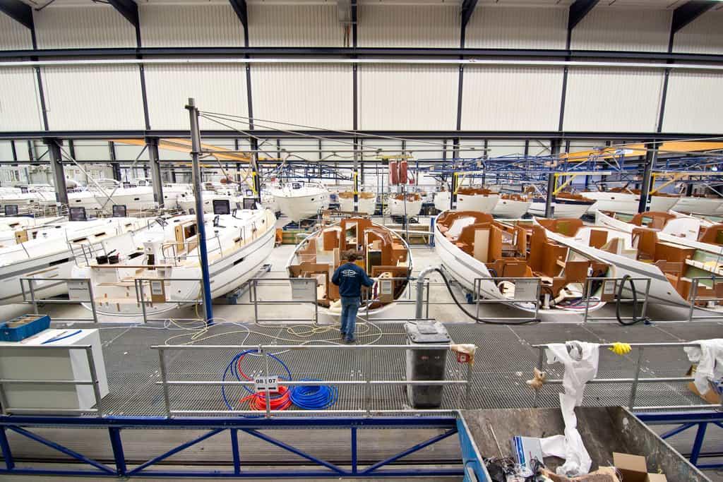 Bavaria båttillverkning
