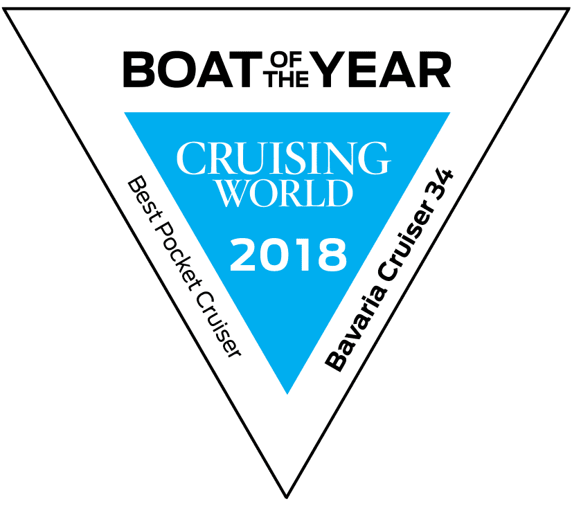 Bavaria Cruiser 34 Boat of the Year