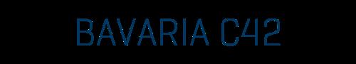Bavaria C42 logo