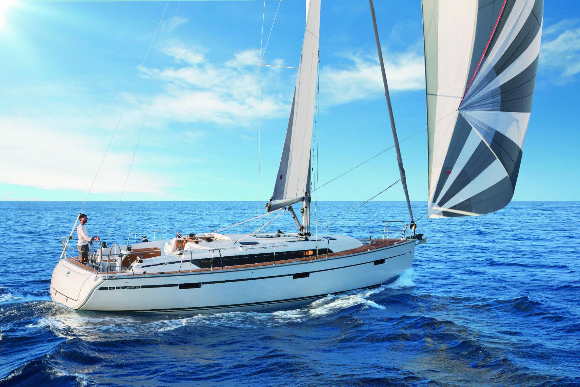 Bavaria Cruiser 41 exteriör