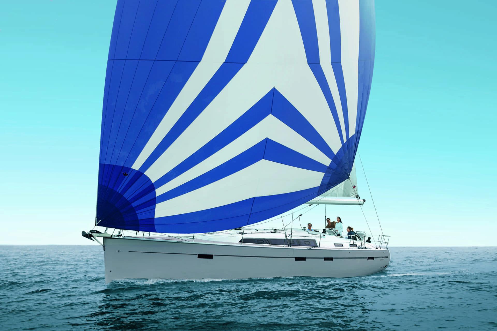 Bavaria Cruiser 51 exteriör