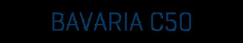 Bavaria C50 logo