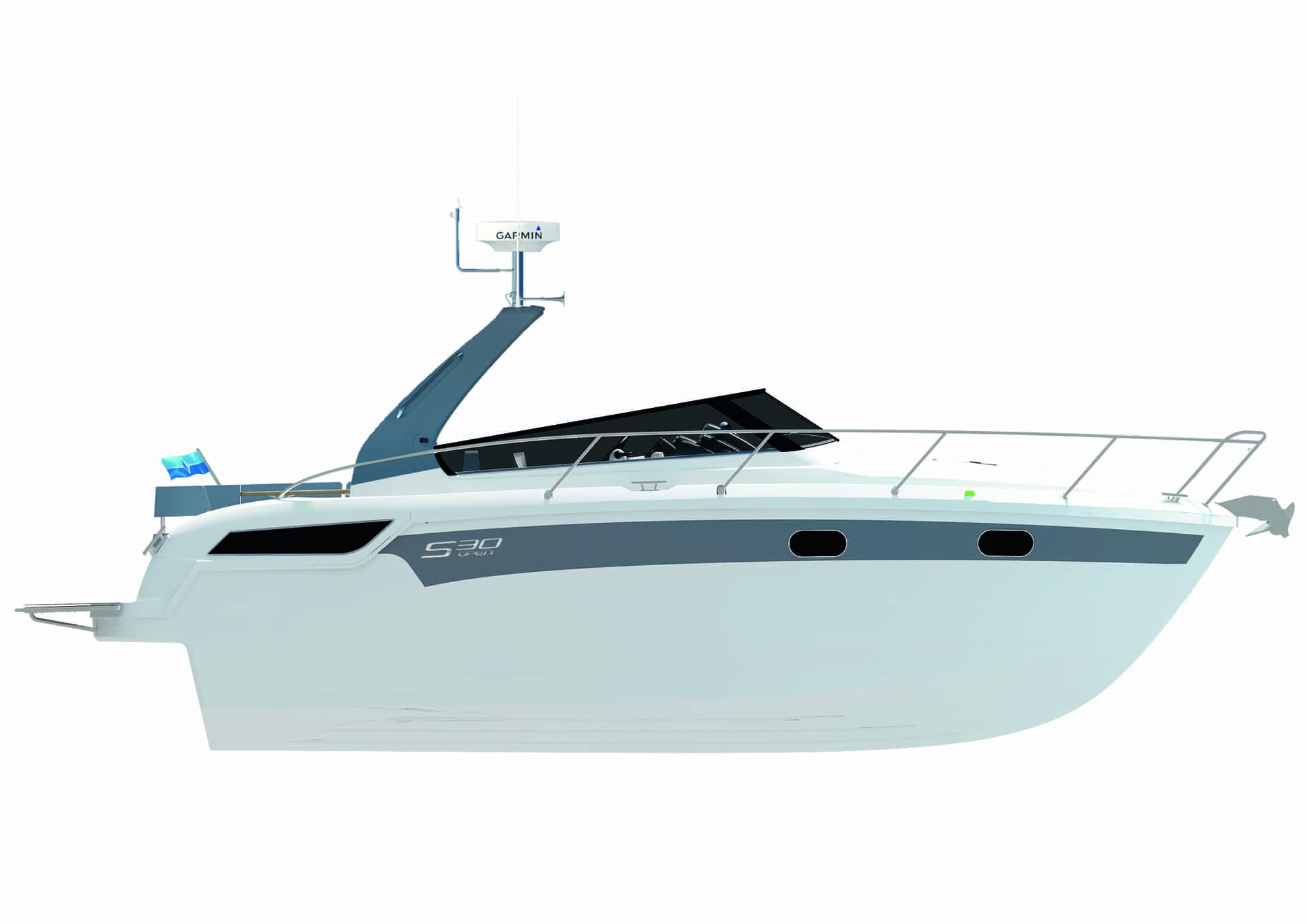 Bavaria S30 profil