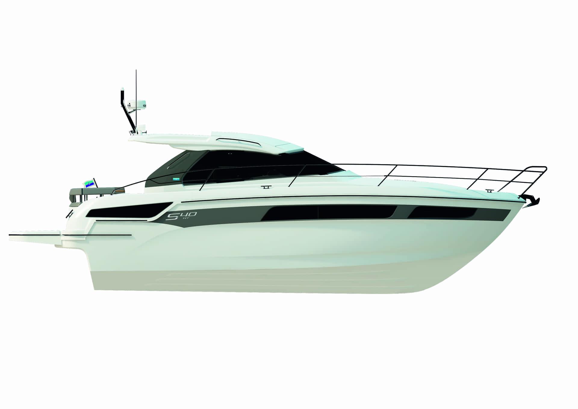 Bavaria S40 HT profil