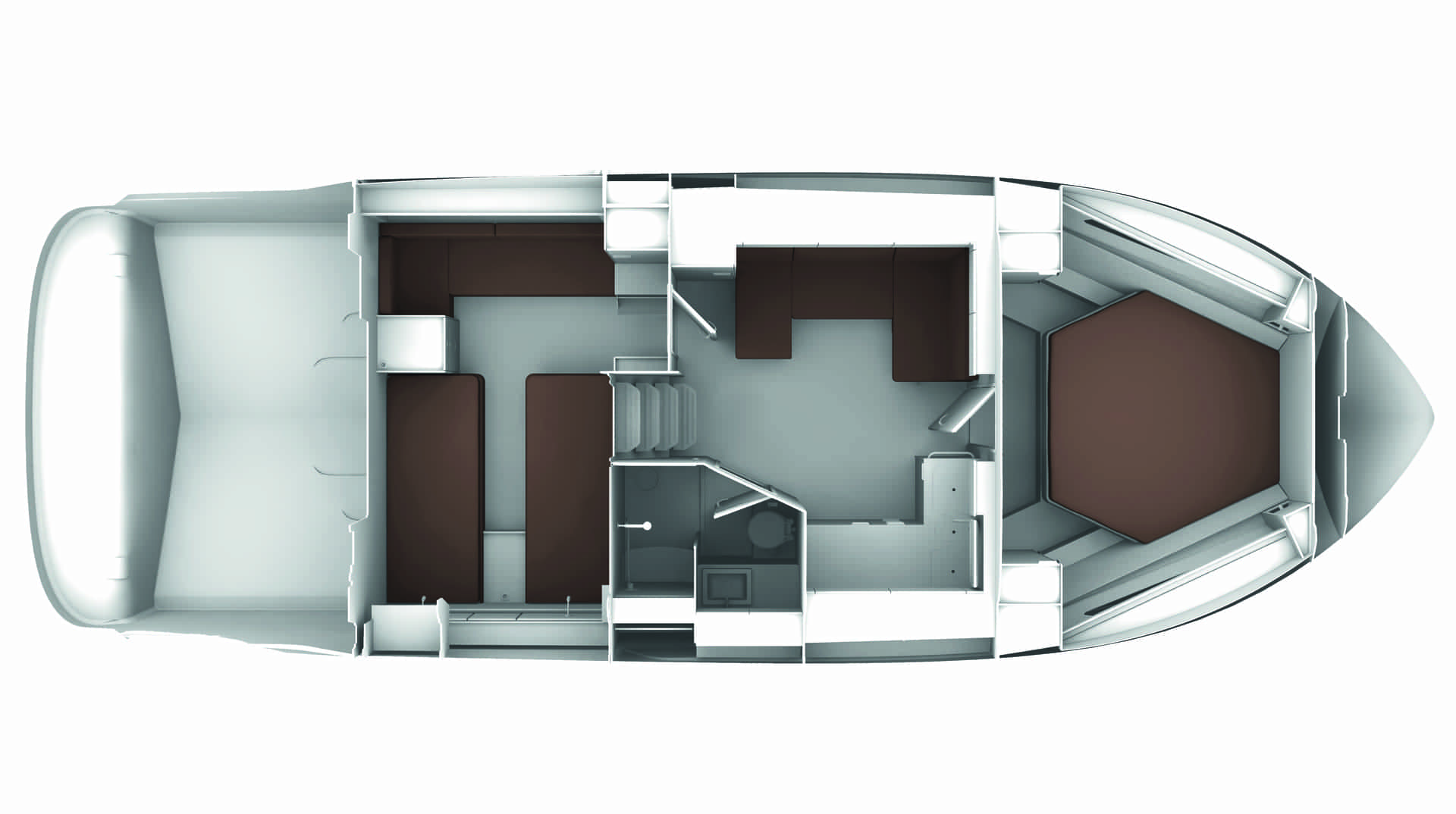Bavaria S40 layout