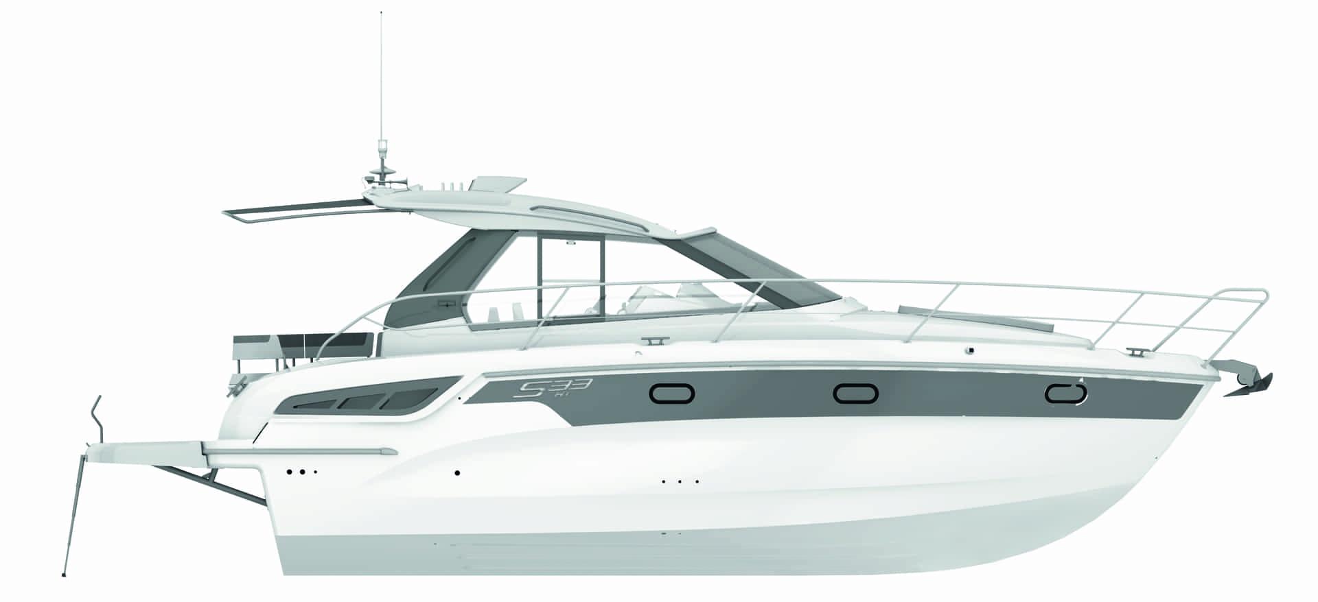 Bavaria S33 HT profil