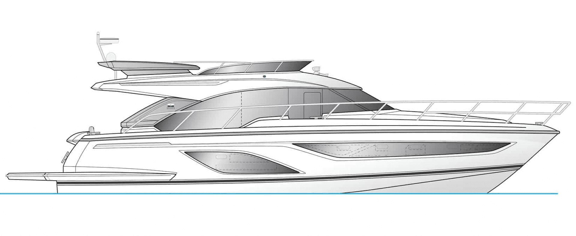 Bavaria R55 layout