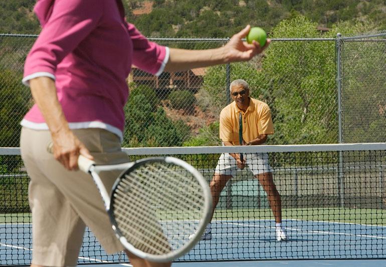 "Harvard: ""Play Tennis for a Healthy Heart.."""