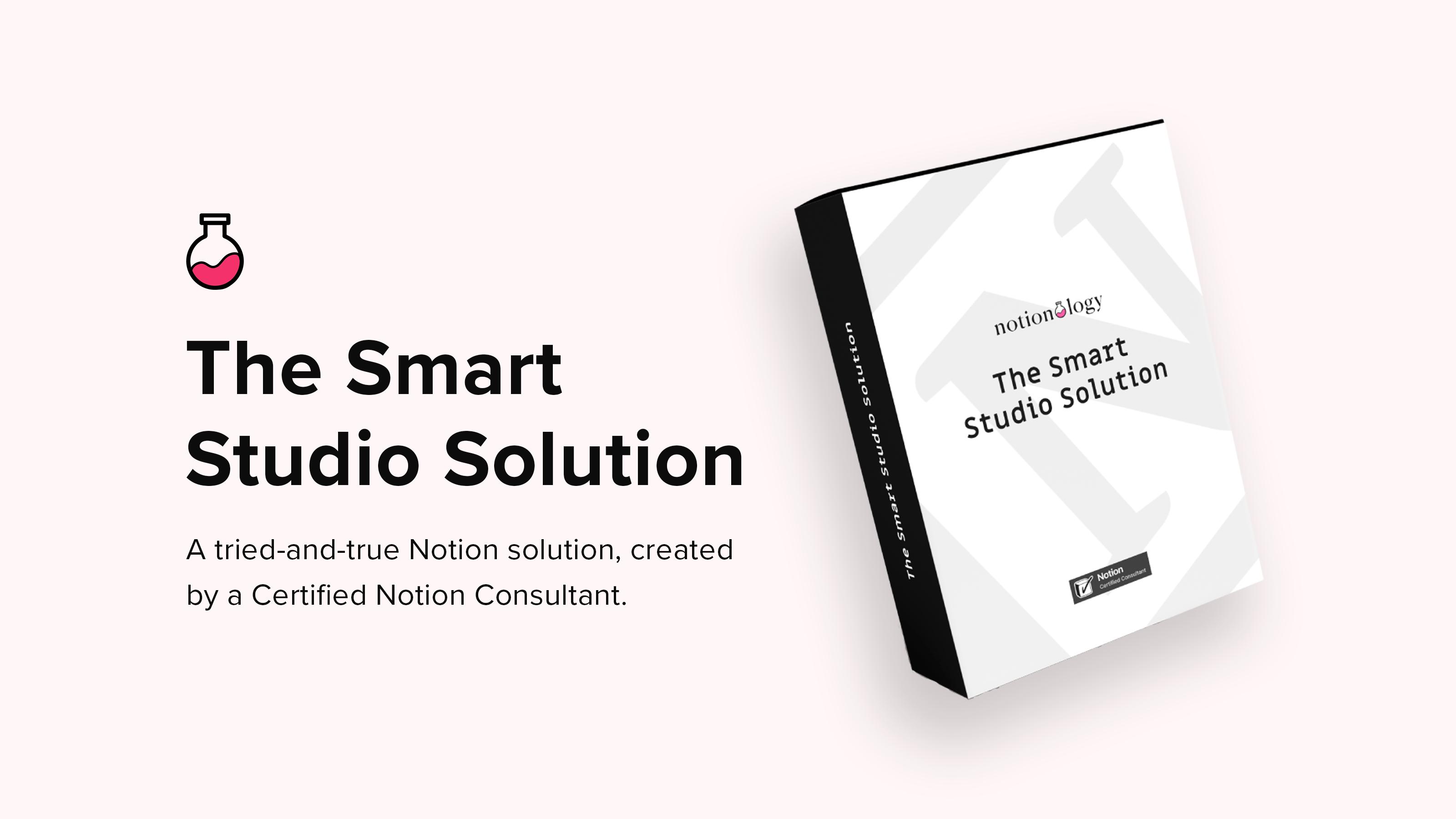 The Smart Studio Solution