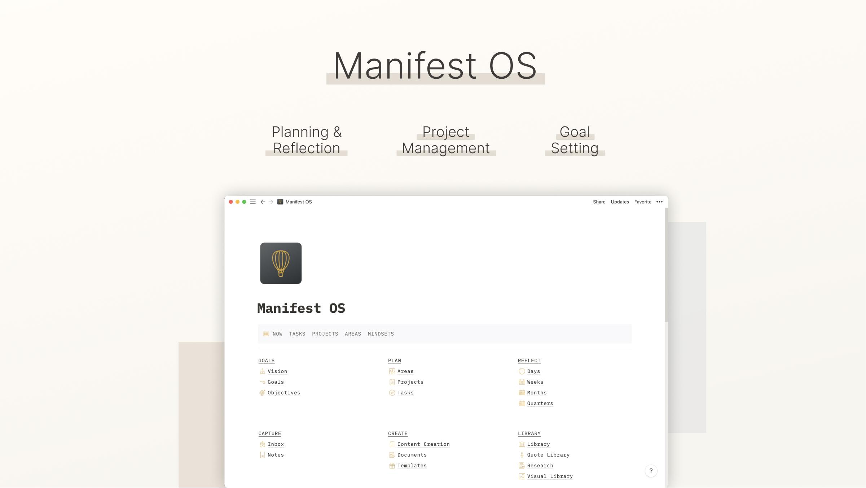 Manifest OS