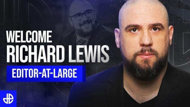 Dexerto names Richard Lewis as first Editor at Large